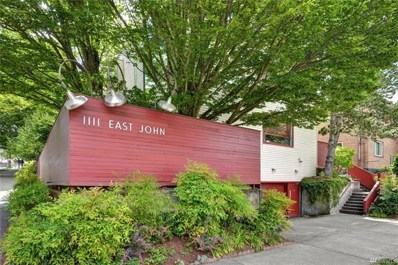 1111 E John St UNIT 8, Seattle, WA 98102 - MLS#: 1514583