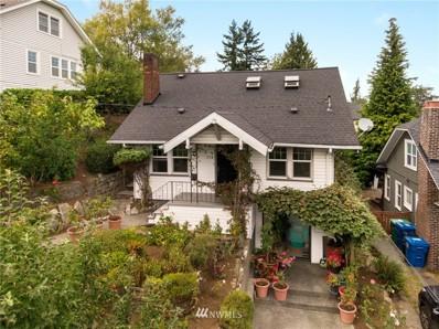 338 52nd St, Seattle, WA 98105 - MLS#: 1515573