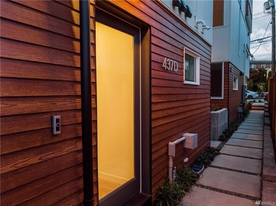 437 NE 73rd St, Seattle, WA 98115 - MLS#: 1517940