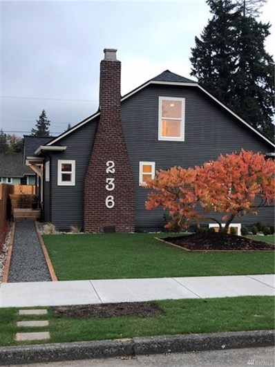 236 S Dunham Ave, Arlington, WA 98223 - MLS#: 1521894