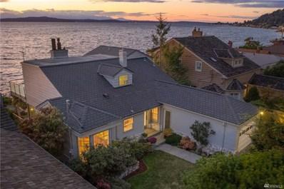5937 Beach Dr SW, Seattle, WA 98136 - MLS#: 1522240
