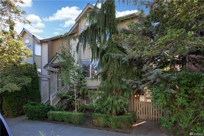 713 N 43rd St, Seattle, WA 98103 - MLS#: 1525205