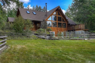 6010 260th St E, Graham, WA 98338 - MLS#: 1526909