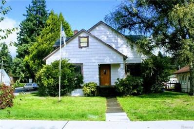 326 W Alder St, Shelton, WA 98584 - MLS#: 1528184