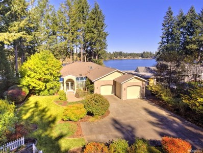 600 E Island Lake Dr, Shelton, WA 98584 - MLS#: 1528966