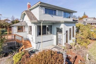 1702 Garfield, Port Townsend, WA 98368 - MLS#: 1530150