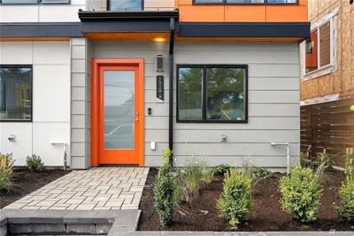 1529 17th Ave S UNIT A, Seattle, WA 98144 - MLS#: 1530658