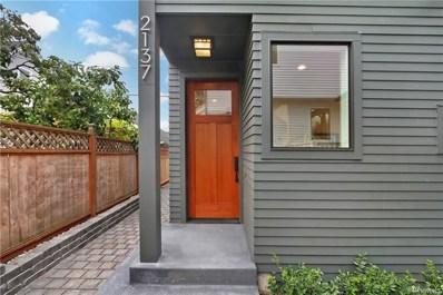 2137 7th Ave W, Seattle, WA 98119 - MLS#: 1530846
