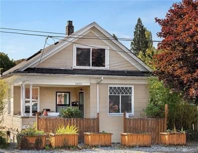 2423 S Walker St, Seattle, WA 98144 - MLS#: 1531339