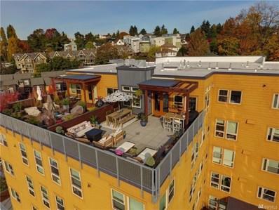 827 Hiawatha Place S UNIT 604, Seattle, WA 98144 - MLS#: 1533587