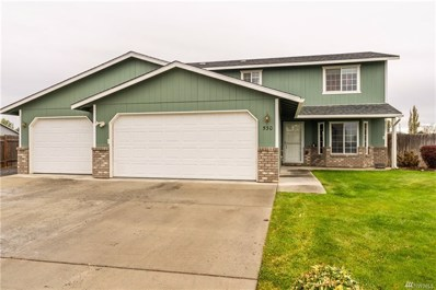 530 N Monarch St, Moses Lake, WA 98837 - MLS#: 1534089