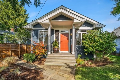 608 NW 86th St, Seattle, WA 98117 - MLS#: 1535289