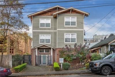 809 Taylor Ave N UNIT 1&A, Seattle, WA 98109 - MLS#: 1535989