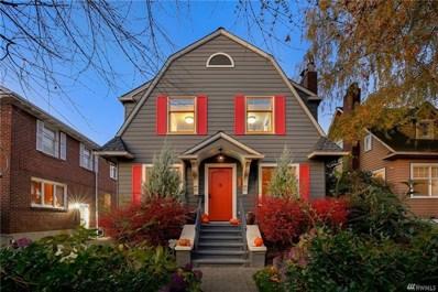 18 W Raye St, Seattle, WA 98119 - MLS#: 1536370