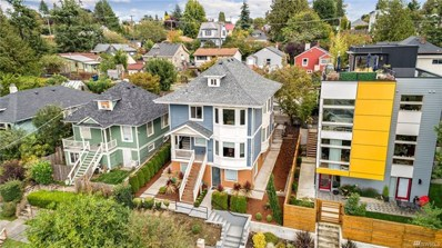 4016 37th Ave S, Seattle, WA 98144 - MLS#: 1537073