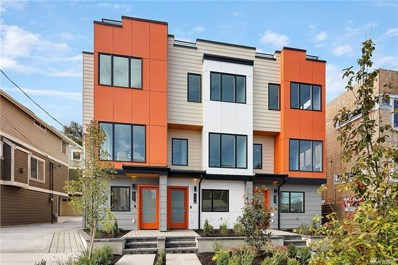 1529 17th Ave S UNIT C, Seattle, WA 98144 - MLS#: 1538296