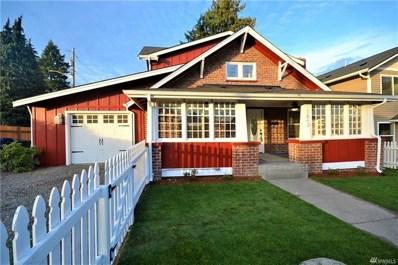 1643 S 35th St, Tacoma, WA 98418 - MLS#: 1539728