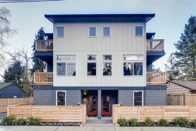 18309 11th Ave NE UNIT A, Shoreline, WA 98155 - MLS#: 1542790