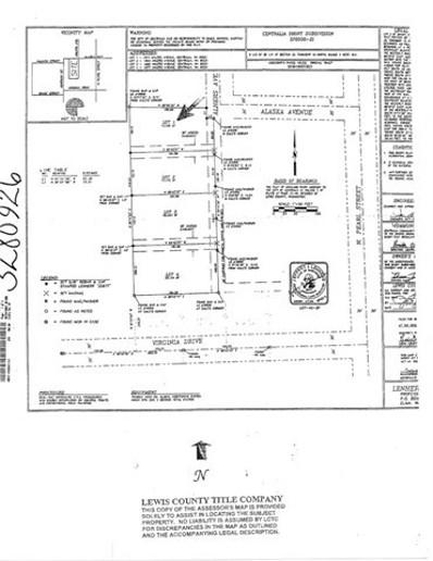 1917 Ahlers Ave, Centralia, WA 98531 - MLS#: 838519