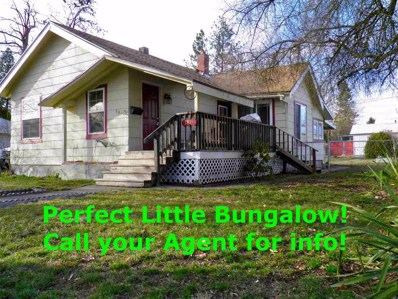 3814 W Longfellow, Spokane, WA 99205 - MLS#: 201813173