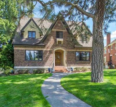 1709 S Upper Terrace, Spokane, WA 99203 - MLS#: 201816465
