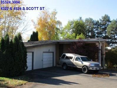 4322 & 4324 S Scott, Spokane, WA 99203 - #: 201819226