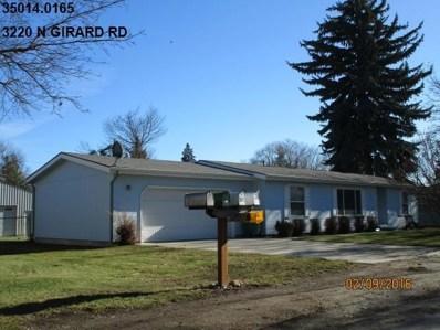 3220 N Girard, Spokane Valley, WA 99212 - MLS#: 201819447