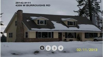 4209 W Burroughs, Deer Park, WA 99006 - MLS#: 201819482