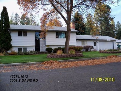3008 S Davis, Spokane Valley, WA 99206 - MLS#: 201819831