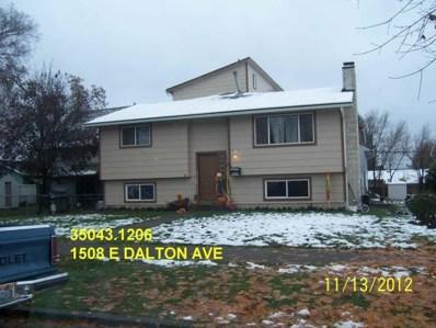 1508 E Dalton, Spokane, WA 99207 - MLS#: 201819961