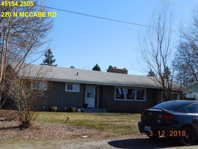 220 N McCabe, Spokane Valley, WA 99216 - #: 201819963