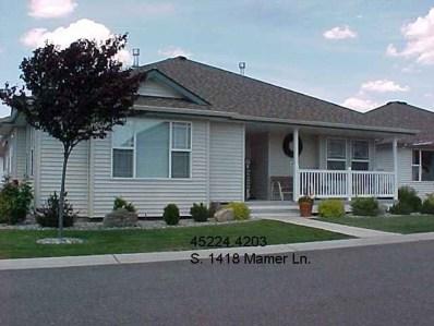 1418 S Mamer, Spokane Valley, WA 99216 - MLS#: 201820504