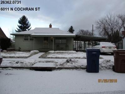 6011 N Cochran, Spokane, WA 99205 - MLS#: 201821467