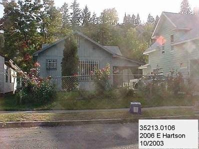 2006 E Hartson, Spokane, WA 99202 - MLS#: 201824378