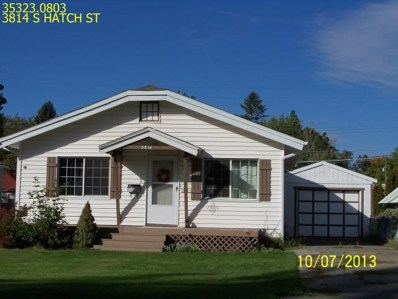 3814 S Hatch, Spokane, WA 99203 - MLS#: 201826057