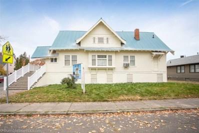1225 N Cochran, Spokane, WA 99201 - #: 201826481