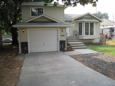 4308 E Frederick, Spokane, WA 99217 - MLS#: 201826861