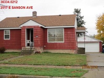 2517 E Sanson, Spokane, WA 99217 - MLS#: 201827954