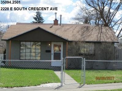 2228 E South Crescent, Spokane, WA 99207 - #: 201911788