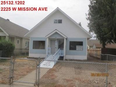 2225 W Mission, Spokane, WA 99201 - #: 201913930