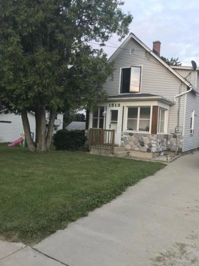 1513 Monroe St, West Bend, WI 53090 - #: 1590160