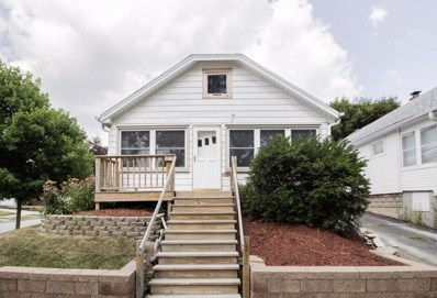 6132 W Park Hill Ave, Milwaukee, WI 53213 - #: 1601913