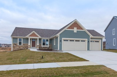 451 Edgewater Dr, West Bend, WI 53095 - #: 1616177