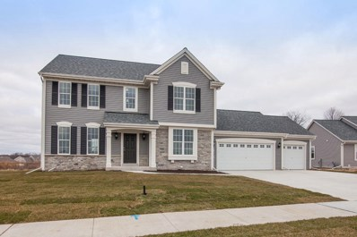 461 Edgewater Dr, West Bend, WI 53095 - #: 1616189