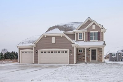 517 Meadowbrook Ct, Slinger, WI 53086 - #: 1617001