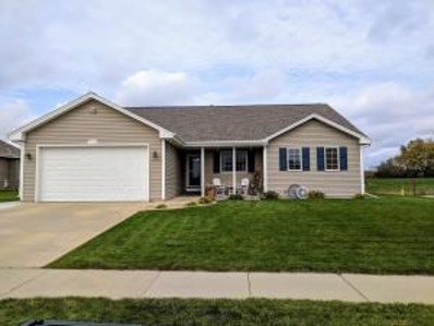 1718 Crestwood Rd, West Bend, WI 53095 - #: 1623401