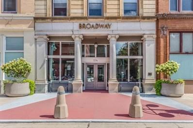 234 N Broadway UNIT 401, Milwaukee, WI 53202 - #: 1630947
