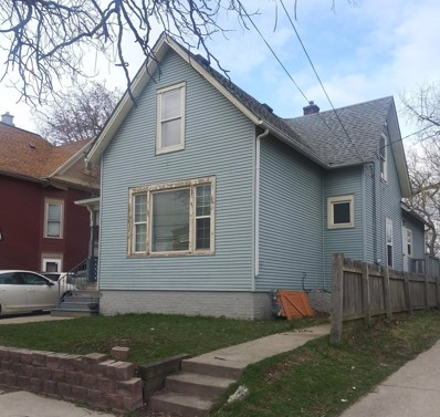396 Cliff Ave, Racine, WI 53404 - #: 1632546