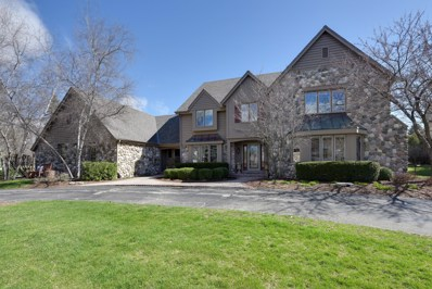10514 N Riverlake Dr, Mequon, WI 53092 - #: 1633592