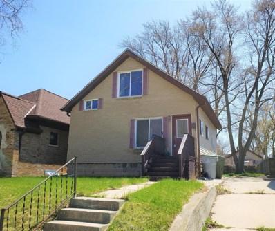123 E Van Beck Ave, Milwaukee, WI 53207 - #: 1636249